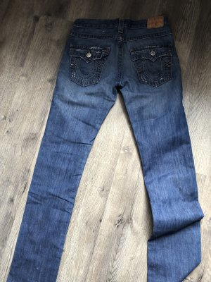 True Religion Boyfriend Jeans blue