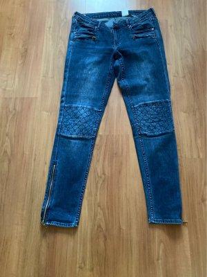 H&M Jeans skinny bleu foncé