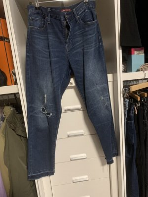 Comptoir des Cotonniers Jeans a 3/4 blu scuro