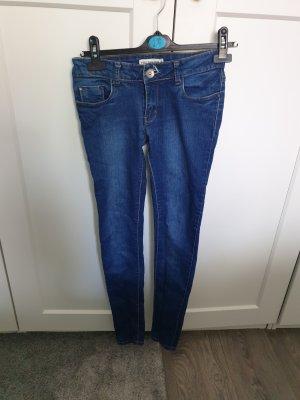 Feelings Stretch Trousers blue