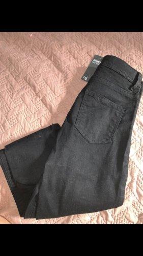Primark Hoge taille jeans zwart