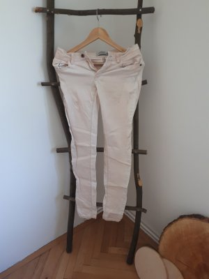 17&co Tube Jeans rose-gold-coloured