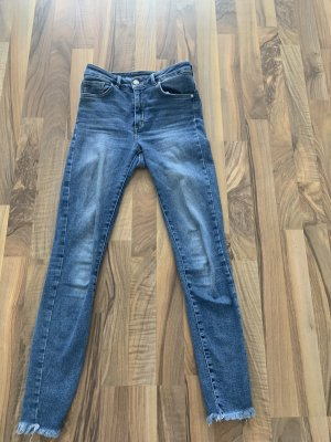 Bik Bok High Waist Jeans cornflower blue