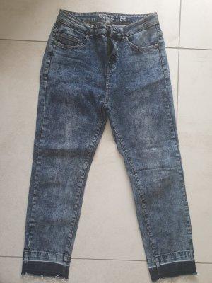Noisy May Boyfriend jeans blauw