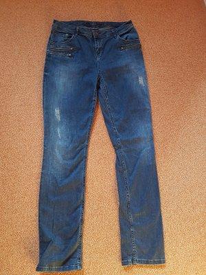 Street One Jeans elasticizzati blu