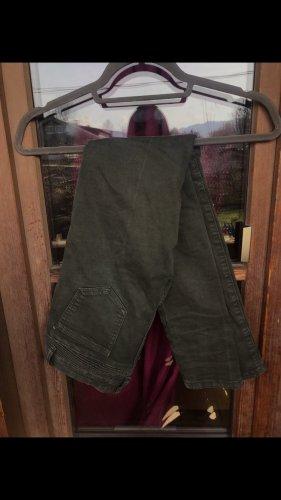 100% Fashion Jeans taille basse kaki