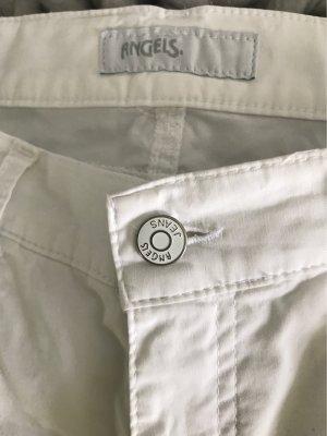 Angels Jeans a carota bianco