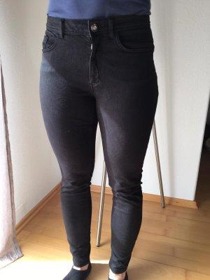 Zara Jeans cigarette noir