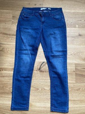 Bench Jeans vita bassa blu