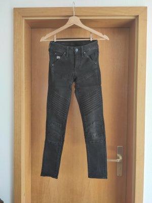 Gstar Jeans cigarette gris anthracite