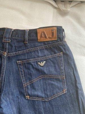 Armani Boyfriend Jeans blue