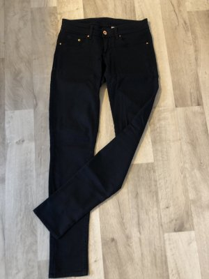 Hennes Collection by H&M Vaquero hipster azul oscuro