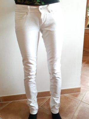 Pepe Jeans Slim jeans wit