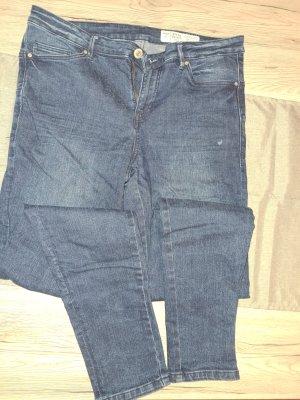 Esmara Pantalón elástico azul oscuro