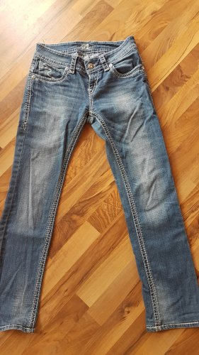 BMJ Jeanswear Slim Jeans blue