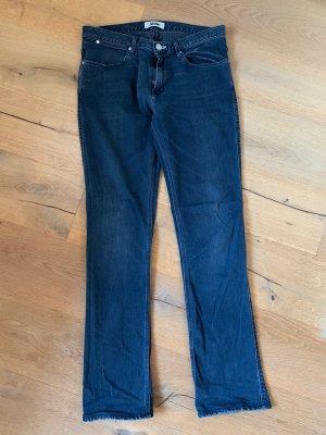Acne Jeansy z prostymi nogawkami Wielokolorowy