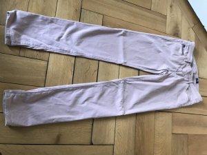 Adriano Goldschmied Jeans skinny rosa antico Tessuto misto