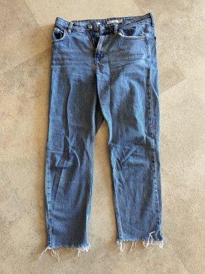 Bershka Jeans bootcut multicolore tissu mixte