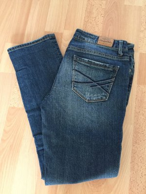 Aeropostale Jeans a 7/8 blu-blu fiordaliso