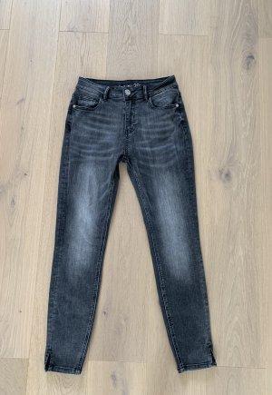 Jeans Amisu grau