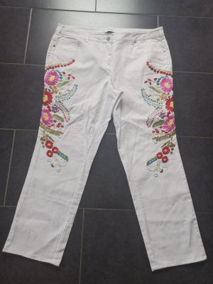 Amy Vermont Stretch Jeans white