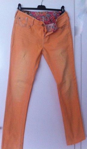 Jeans, apricot, Black de la Rosa