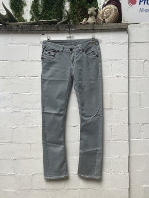 Jeans aus Stoff