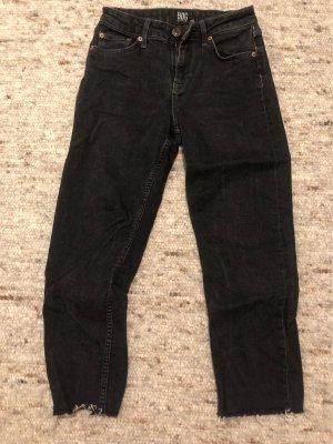 BDG Jeans slim fit nero-grigio