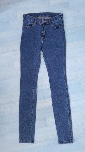 DRDENIM JEANSMAKERS Jeans a vita alta blu