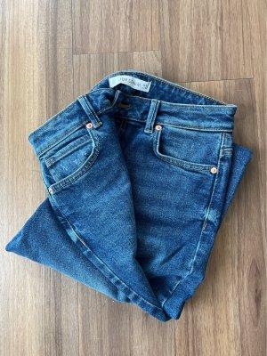 JDY denim Jeans boyfriend bleu