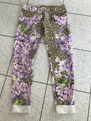 0039 Italy Wortel jeans veelkleurig