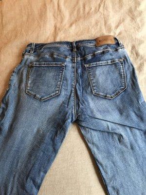 17&co Skinny jeans lichtblauw