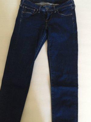 Pepe Jeans Jeans a carota blu scuro