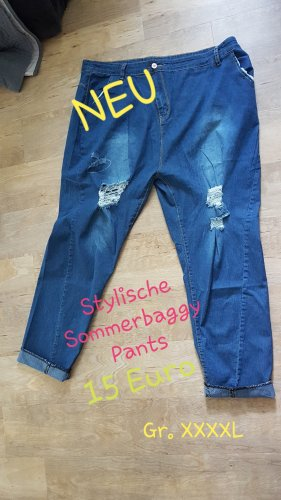 Jeans, Baggyform