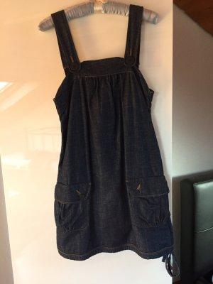 Jeans-Ballonkleid