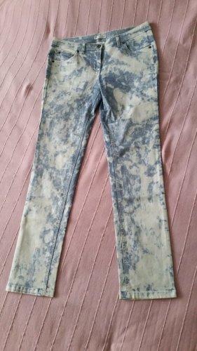 Marie Lund Stretch jeans veelkleurig