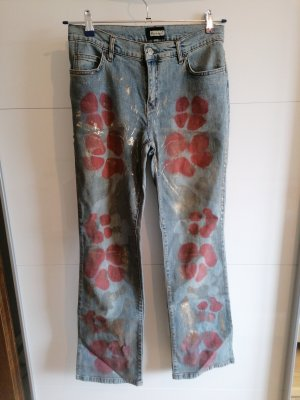 Madonna Pantalón de cinco bolsillos multicolor