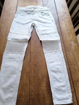 nym Five-Pocket Trousers oatmeal