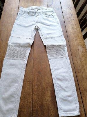 nym Pantalone cinque tasche beige chiaro