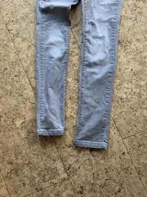 Tally Weijl Drainpipe Trousers light grey
