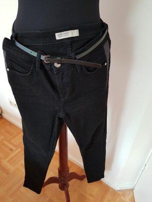 Zara Jeans stretch noir