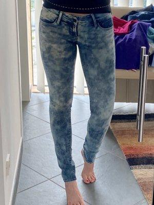 Black Orchid Jeans slim fit blu