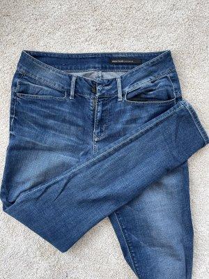 Black Orchid Jeans taille haute bleu-bleu foncé
