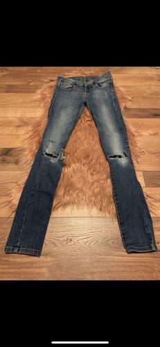 Jeans blau aeropostale