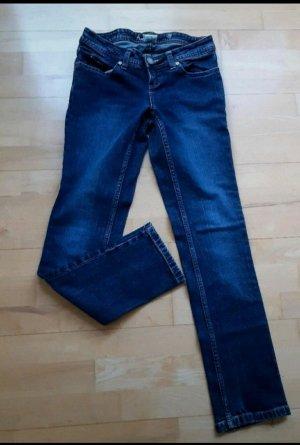 AJC Jeans svasati blu