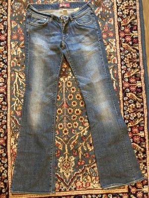 Jeans blau Fit Star 36