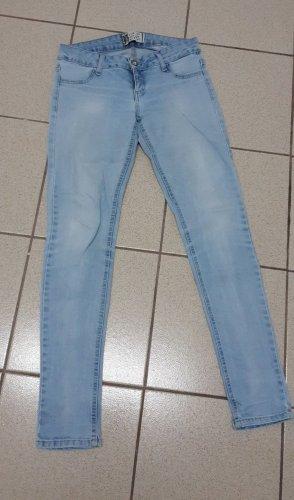 Jeans blau Gr.36 Hose