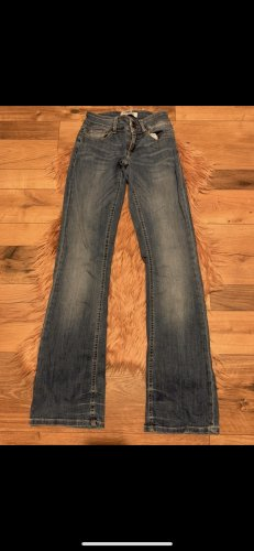 Only Boot Cut Jeans blue