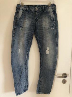 Jeans blau, S.Oliver, W38/L32