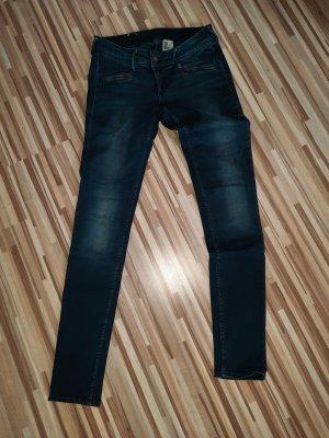 jeans, blaugrau, Größe 28/32